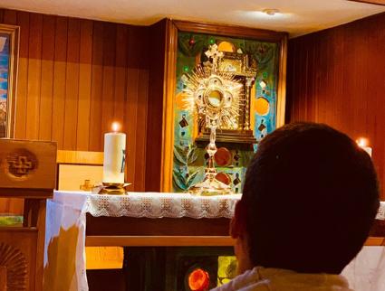 apostolado seglar retiro anual