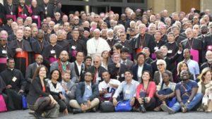Nace el Organismo Consultivo Internacional de los jóvenes en la Santa Sede