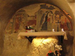 El Papa visitará en Greccio el primer Pesebre que preparó san Francisco