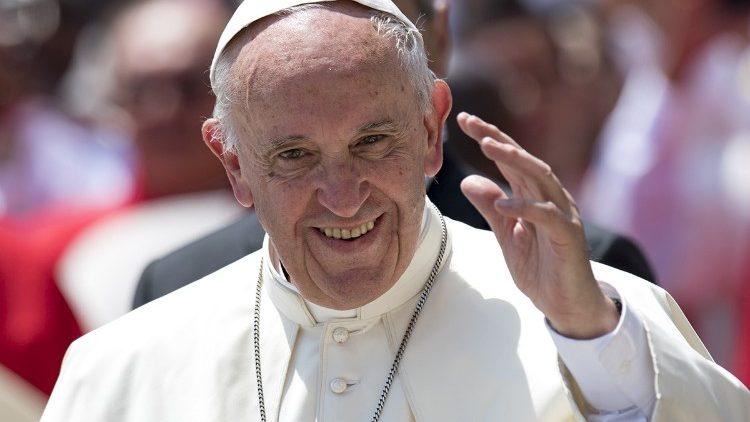 """Toda historia humana es, de alguna manera, historia divina"": el mensaje del Santo Padre para la Jornada de las Comunicaciones Sociales"