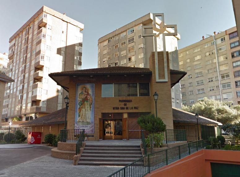 La Parroquia de la Paz celebra este viernes su fiesta patronal