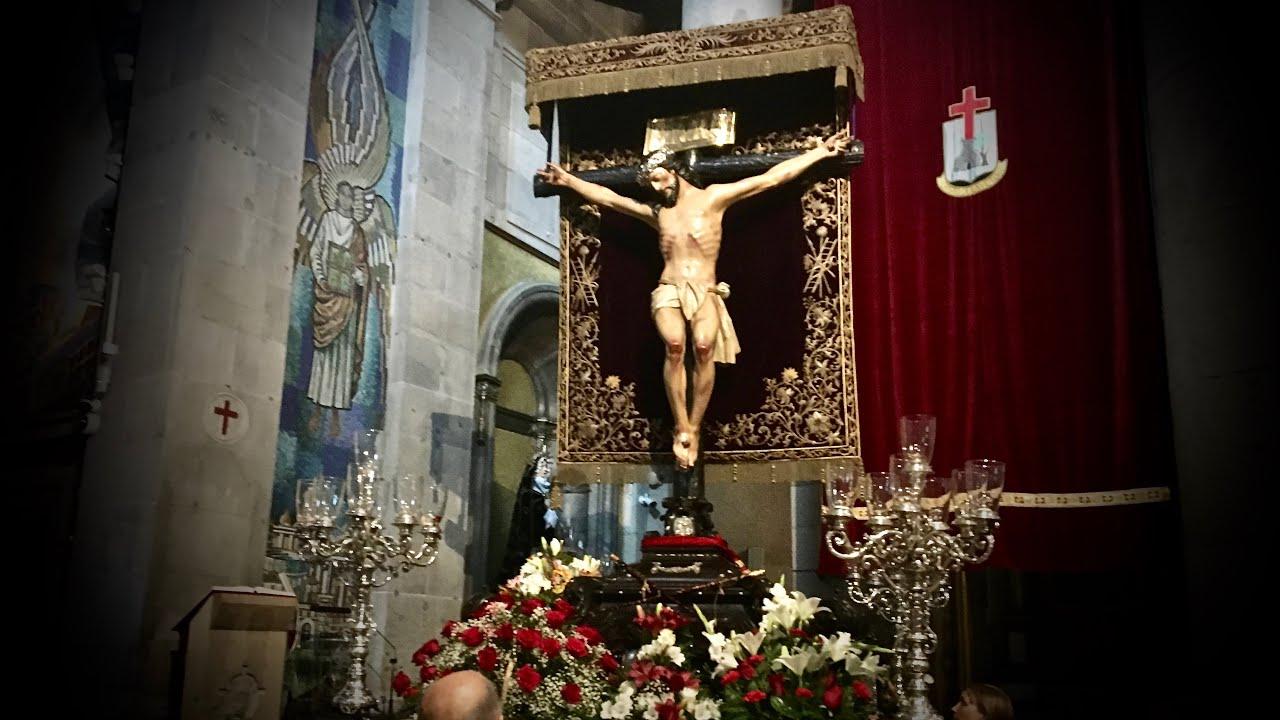 Oración Al Santísimo Cristo De La Victoria Diocese Tui Vigo