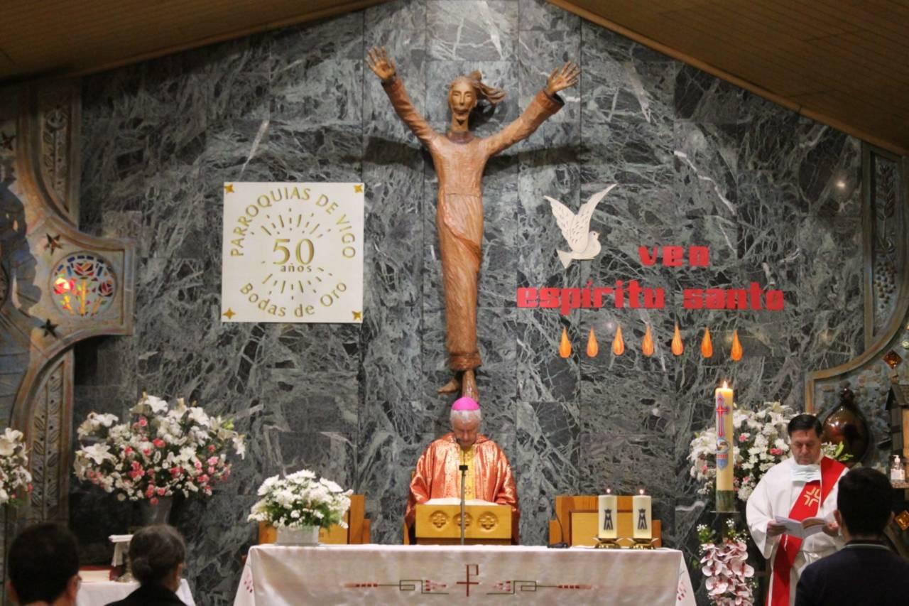 Vigilia de Pentecostés - Homilía