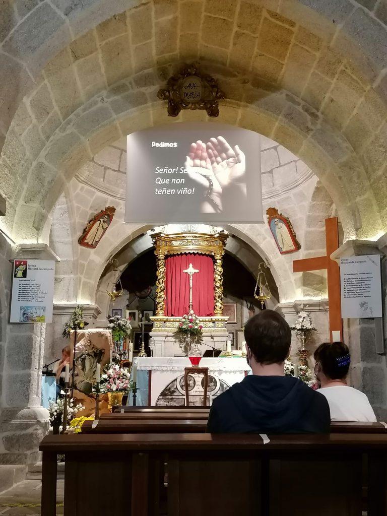 Vigilia de oración para jóvenes