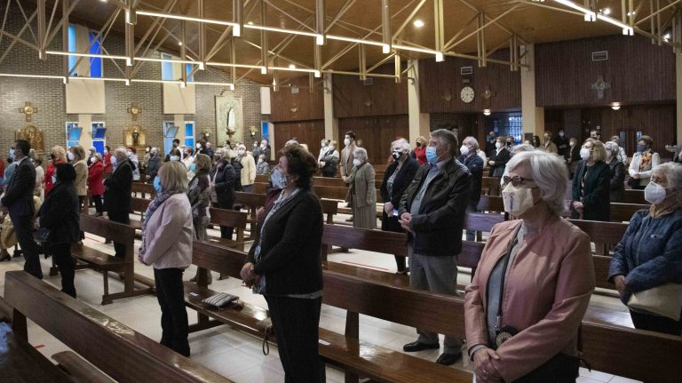 Nuestra Señora del Rocío celebra el 50º aniversario de su creación.