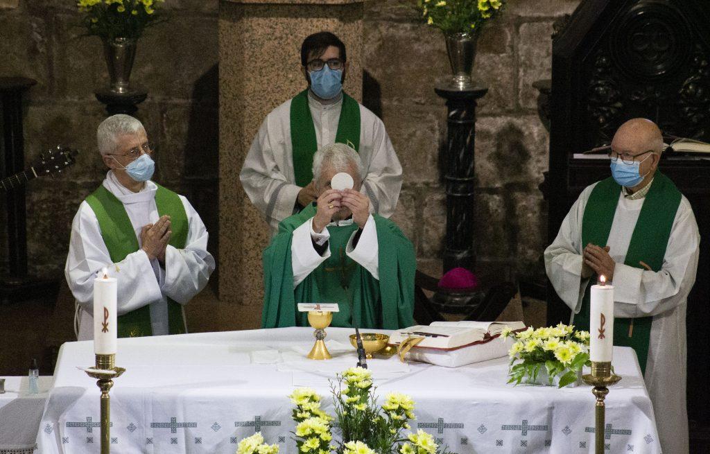 Consagración de la Eucaritía
