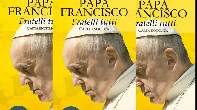 A Conferencia Episcopal Española motiva a lectura da nova  Encíclica, «Fratelli  Tutti»