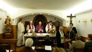 Apostolado Segrar celebra o Nadal con movementos, asociacións laicais e delegacións diocesanas