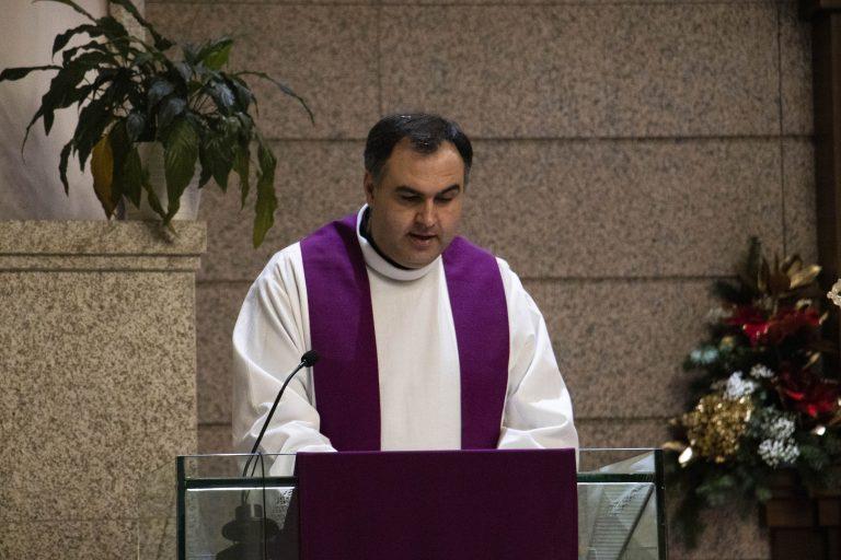 Ángel Carnicero, delegado de Pastoral Vocacional.