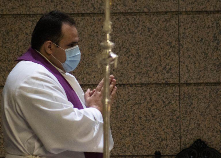 Samuel Montes, consiliario diocesano de Acción Católica.