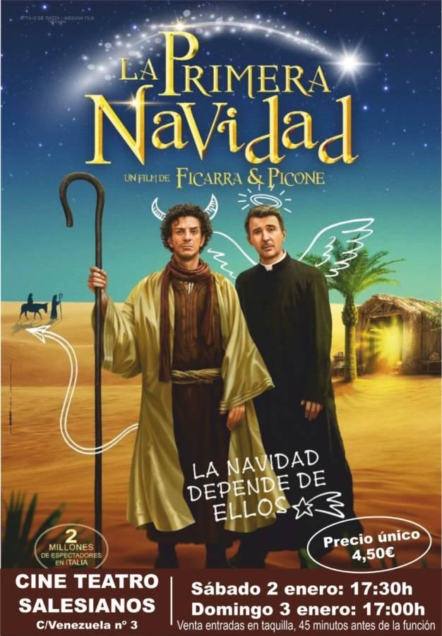 """Comeza o ano con cinema cristián vendo """"La Primera Navidad"""""""