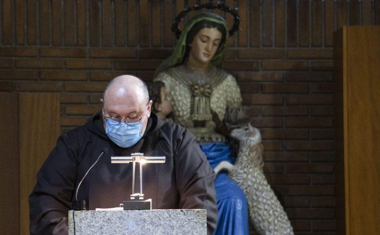 Faustino García, delegado de Ecumenismo y Relaciones Interconfesionales de la Diócesis de Tui-Vigo.