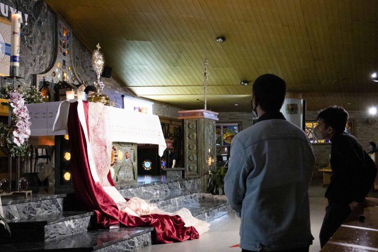 La Oración Joven, organizada por la Pastoral Juvenil, puso la mirada en la realidad de las vocaciones.